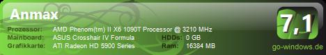 Gaming PC Anmax