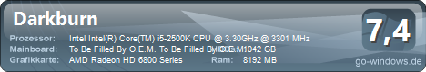 Mein Gaming-PC