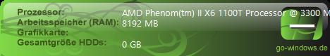 Phenom II x6