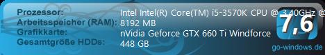 Based On Intel Z77