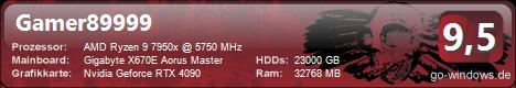 Gamer Rechner I7