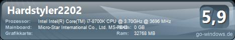 Mein aktueller PC