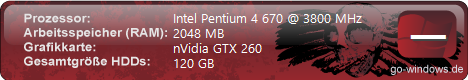 My old XP Retro PC MK III