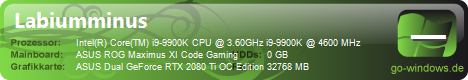 PC mit Kraft !