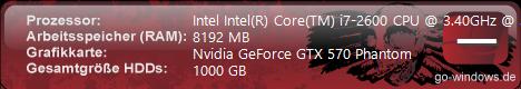 Neuer PC ;o