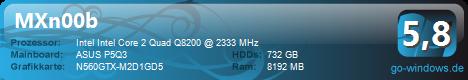 Intel Quadcore PC