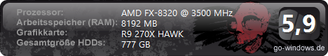 AMD Eightcore PC