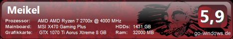 Streaming PC AMD Ryzen 5 2600x