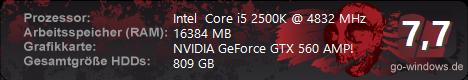 ° 1000€ Intel NVIDIA super OC
