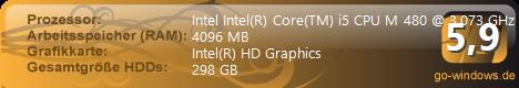 ASUS HDMI Laptop OC