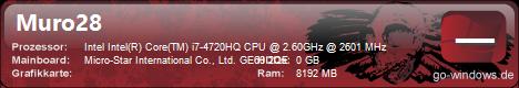 MSI GE60 2QE Apache Pro