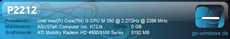 Asus X72J