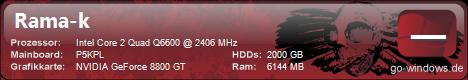 Rama's PC