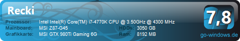Mein erster Gaming PC