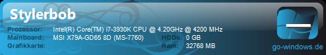 i7 OC Gaming PC