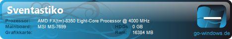 AMD FX(tm)-8350 Eight-Core Processor