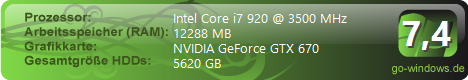 PC 2 (August 2009 - Juni 2016)