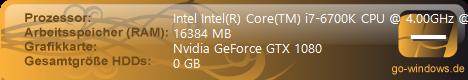 PC 3 (Juni 2016 - HEUTE)