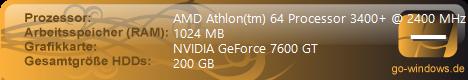 FS Desktop PC