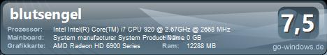 Mein Intel Rechner