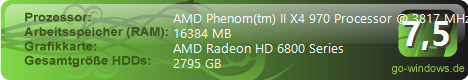 HAF 922 + Phenom II x4 970 BE