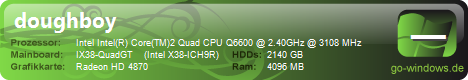 Mein Desktop PC