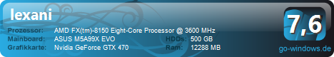 AMD Based System