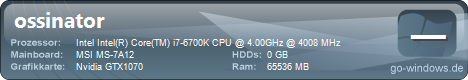 Intel Bollwerk