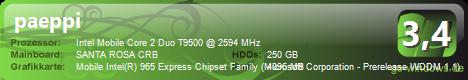 LEIHRECHNER: Transtec Mini PC