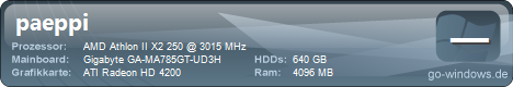 Home-Server + HTPC