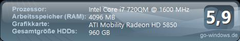 Acer Aspire 8942G