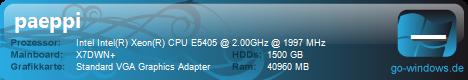 Server 2 @ IP Exchange
