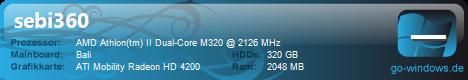 Lenovo G555 15.6