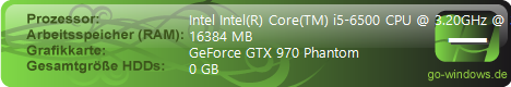 i5 6500