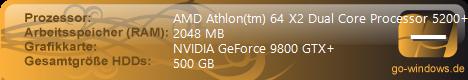 (Noch) Momentaner PC