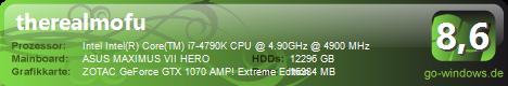 MoFu's PC