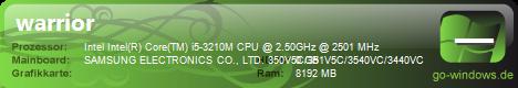 Samsung NP350E7C