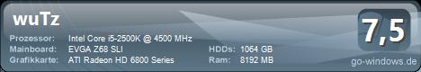 wuTz buTz with Intel Power