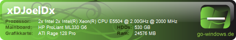 HP-Server-XDJOELDX
