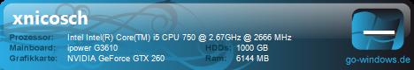 Packard Bell iPower x2.0